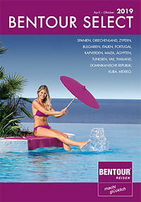 Titel BENTOUR Select (EUR) - Sommer 2019