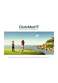 Titel Club Med Golf-Resorts weltweit