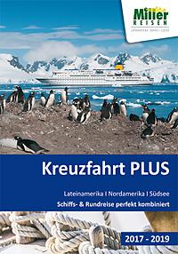Titel Kreuzfahrt PLUS Schiffs- & Rundreise 2017/2019
