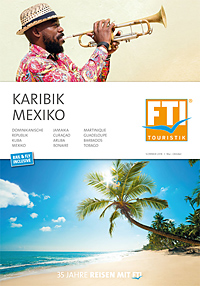 Karibik, Mexiko - Sommer 2018