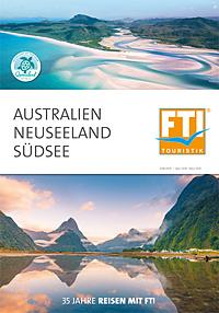 Australien, Neuseeland, Südsee - 2018/2019