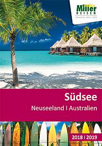 Titel Südsee, Neuseeland, Australien - 2018/2019