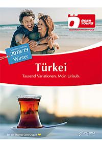 Titel Türkei - Winter 2018/2019