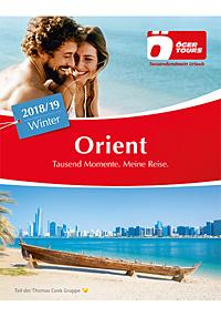 Titel Orient - Winter 2018/2019