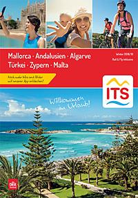 Titel Mallorca, Andalusien, Algarve, Türkei, Zypern, Malta - Winter 2018/2019