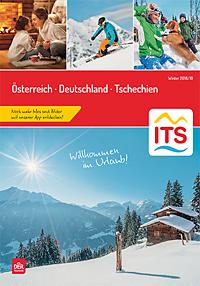 Titel Österreich, Deutschland, Tschechien - Winter 2018/2019