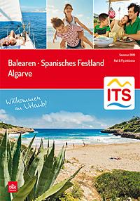Titel Balearen, Spanisches Festland, Algarve - Sommer 2019