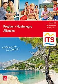 Titel Kroatien, Montenegro, Albanien - Sommer 2019
