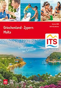 Titel Griechenland, Zypern, Malta - Sommer 2019