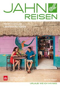 Titel Lateinamerika, Karibik Sommer 2019