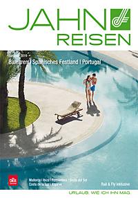 Titel Balearen, Spanisches Festland, Portugal - Sommer 2019