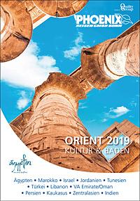 Titel Orient - Sommer 2019