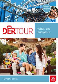 Titel Freizeit- und Ferienparks - 2019