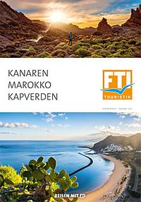 Kanaren, Marokko, Kapverden - Winter 2018/2019