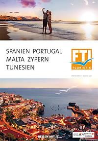 Spanien, Portugal, Malta, Zypern, Tunesien - Winter 2018/2019