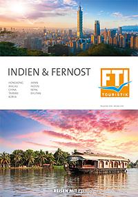 Indien & Fernost - 2018/2019 (CH)
