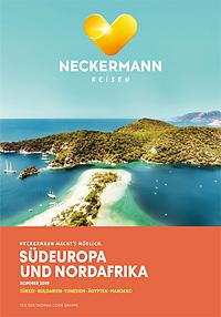 Titel Südeuropa und Nordafrika Sommer 2019