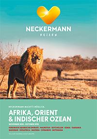 Titel Afrika, Orient & Indischer Ozean Sommer 2019