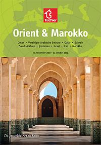 Titel Orient & Marokko - 2018/2019