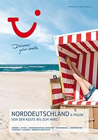 Titel Norddeutschland & Polen - 2018/2019