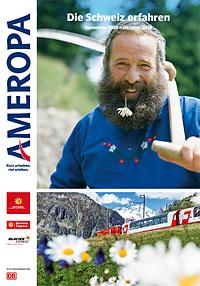 Titel Die Schweiz erfahren - 2018/2019