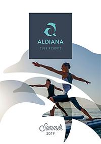 Titel Aldiana Club Resorts inkl. Zimmergrundrisse - Sommer 2019