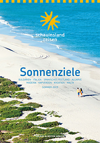 Titel Sonnenziele - Sommer 2019