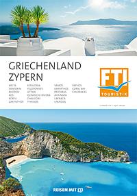 Titel Griechenland, Zypern - Sommer 2019