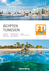 Ägypten, Tunesien - Sommer 2019