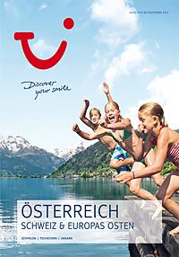 Titel Österreich, Schweiz & Europas Osten - Sommer 2019