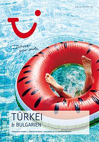 Titel Türkei & Bulgarien - Sommer 2019