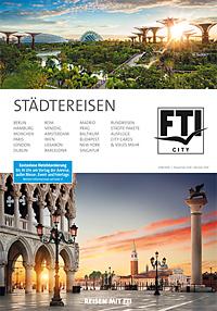 Titel Städtereisen - 2018/2019