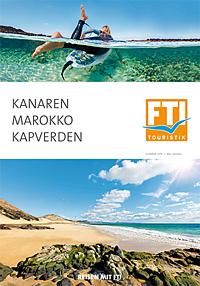 Titel Kanaren, Marokko, Kapverden - Sommer 2019