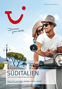 Titel Süditalien von Apulien bis Sizilien und Malta - 2019