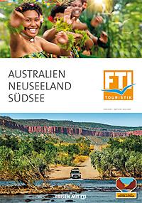Titel Australien, Neuseeland, Südsee - 2019/2020