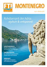 Titel Montenegro - Sommer 2019