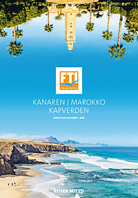 Kanaren, Marokko, Kapverden - Winter 2019/2020