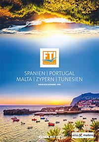 Spanien, Portugal, Malta, Zypern, Tunesien - Winter 2019/2020