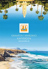 Kanaren, Marokko, Kapverden - Winter 2019/2020 (AT)