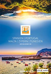 Spanien, Portugal, Malta, Zypern, Tunesien - Winter 2019/2020 (AT)