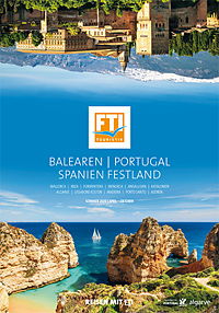 Balearen, Portugal, Spanisches Festland - Sommer 2020 (AT)