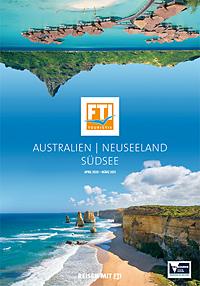 Australien, Neuseeland, Südsee - 2020/2021 (AT)