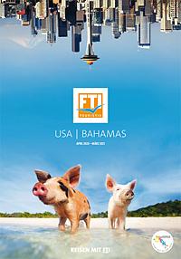 USA, Bahamas - 2020/2021 (AT)