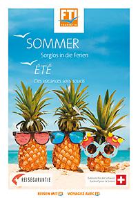 SOMMER - Sorglos in die Ferien - Sommer 2021